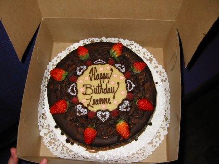 20th Birthday cake, 23rd Birthday cake